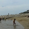 明石焼きと温泉が楽しめる!関西の幼児・子ども連れにおすすめ!兵庫県明石市の林崎松江海水浴場