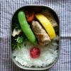 57冊目『料理が身につくお弁当』から1回めは肉巻き弁当