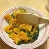 夕食は、うまかっちゃん と ポトフ。かぼちゃサラダも作成。