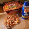 たーさまレシピ!中華丼ならぬ、グレードアップ・UFOあんかけ焼きそば