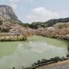 御船山楽園の鏡池(佐賀県武雄)