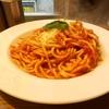 渋谷の「ポタパスタ」でポモドーロとやらを食べた感想。トマトソースと粉チーズのシンプルなやつだった!生パスタをたらふく食べられるお店はやはり貴重ですな。
