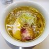 【今週のラーメン1228】 鶏湯ラーメン ばふ。 (東京・武蔵小金井) 熟成淡麗麺