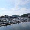 三津の内港