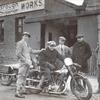 最初のオートバイから1世紀