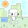 雲となる雪バイオームが見つからない【Minecraft PE】