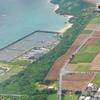 長崎シーファームの養殖池(仮称)(沖縄県宮古島)