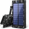 【悲報】ソーラーパネル付きモバイルバッテリーさん、全然充電してくれない