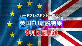 """「合意なきEU離脱の懸念が和らぎポンド上昇! ジョンソン首相の""""奇策""""第2弾はあるのか!?」ハードブレグジットに備えよ!英国EU離脱特集"""