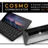 【Gemini PDA】次期機種Cosmo Communicator正式発表。Gemini PDA初期設定をまとめてみる