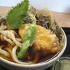 ●大和田「手打うどん さわいち」の野菜天うどん