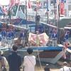 鞆の浦 初夏の風物詩 『観光鯛網』 もう体験しましたか??