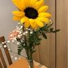 自粛生活 〜お花を飾るようになりました〜