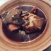 カレイの煮付け+生姜なし+梅干しとねぎ代用