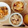豚バラ生姜焼きの和食ごはん。