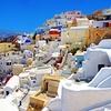 世界遺産のVR動画~ギリシャのサントリーニ島~