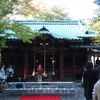 赤坂氷川神社 ~11/12④ 六本木から徒歩で赤坂へ~