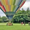 所沢航空記念公園で熱気球に乗ってみた