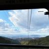 一日一撮 vol.464 雲辺寺:ロープウェイからの眺め