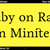 「Ruby on Rails on Minitest」を翻訳してみた