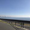 東京湾 海沿いの詩的な斎場