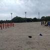 加藤フットボールアカデミーLegと試合を行いました!