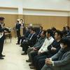 新荘市民センターでは、袴塚孝雄前水戸市議会議長も応援に駆けつけて下さいました