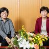 ジェンダー平等へ 労働組合が変わる、変える。初の女性議長に就任した全労連・小畑雅子さんと、女性委員長として活躍中の新聞労連・吉永磨美さんによるトップ対談です。