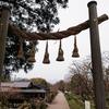 【始まりの元伊勢】三輪山のふもとから二上山を臨む【檜原神社】