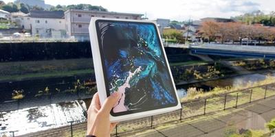 凄い良い! 2018 iPad Pro 11インチが届いたので使用感&フォトレビュー