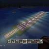 【マイクラ教育】パルス回路で空港の滑走路を作ってみた