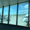 ブルネイ国際空港からマレーシア クアラルンプールへ @ブルネイ