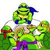 秒でミュータントタートルズ(Mutant Turtles)をめちゃくちゃカッコ良く編集して頂きました。Animation Production BYODE(秒で)
