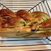 パン教室 抹茶マーブルパン