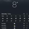 寒い雨等...近況