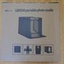 ガンプラ撮影用に撮影ブース LOMTAP撮影ボックス 50x50x50cm