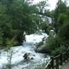 清々しい滝と、清々しい私の気持ち