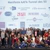 50歳からの人生 余生ではなくなった時の対処法とは? フランスの女優たちが立ち上げた「50のトンネル」運動の代表に聞く