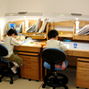 勉強部屋のひとコマ