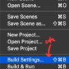Unity SceneをWebGLで公開してみよう