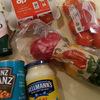 買い足した食材の分の記録