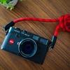 【憧れカメラアクセサリー】Cam-inのロープストラップが凄く良い