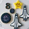 宇宙へ憧れる!8歳になる男の子へ贈るアイシングクッキーGift♡