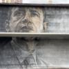 オバマ元大統領のウォールアートと「トランプの真実」…読んでみて思いが変わった。