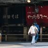 神田を散歩