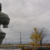 遮光器土偶(シャコちゃん)の故郷 晩秋の津軽 水と風の景色