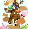菓子+黒兎