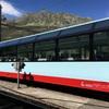 スイス・イタリア旅行⑦ 氷河急行でアデルボーデンへ
