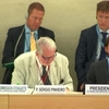 第39回人権理事会:シリアに関する調査委員会との双方向対話