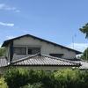 リノベ前の屋根の修理から間が空いたけど、次は壁の貼り付け♪ 8月8日~13日